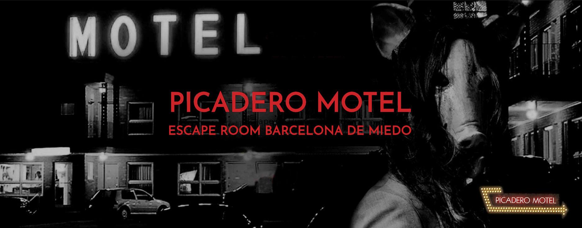 picadero motel escape room